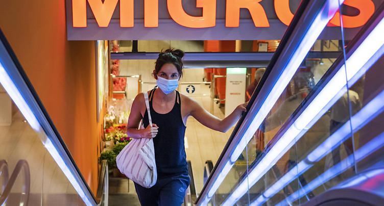 Migros et Coop dans le top 50 mondial du commerce de détail