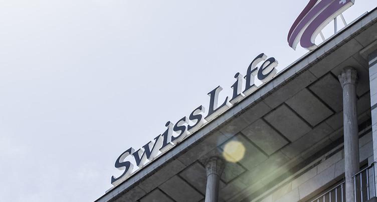 Nette baisse des primes brutes pour Swiss Life au 1er trimestre
