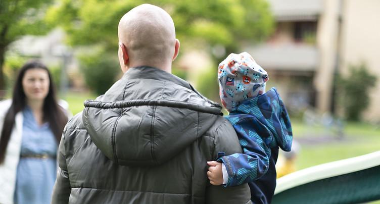 La majorité des enfants vivent avec leurs deux parents en Suisse