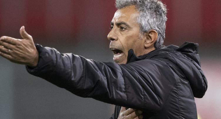 Challenge League: les Grasshoppers remercient leur entraîneur