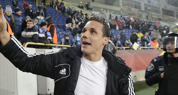 FC Bâle: David Degen nouvel homme fort du club