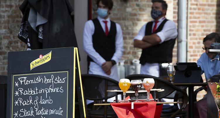 Belgique: reprise d'activité en intérieur le 9 juin