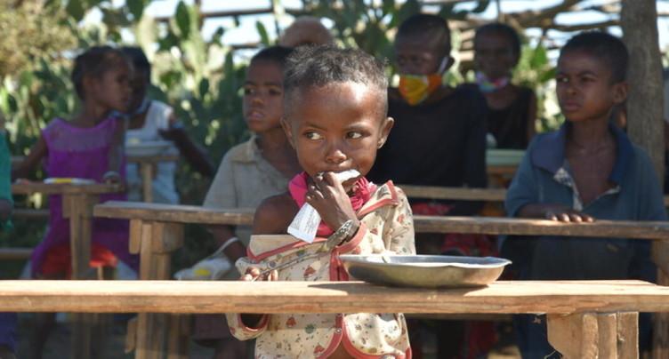 La famine écrase le sud de Madagascar