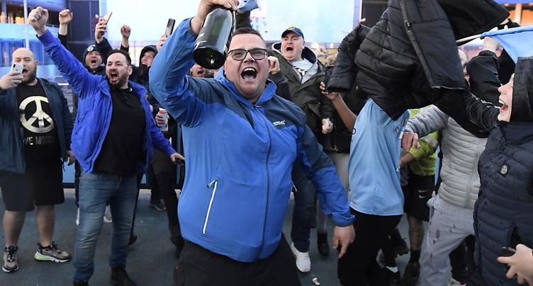 Manchester City tient son titre et a la C1 dans le viseur