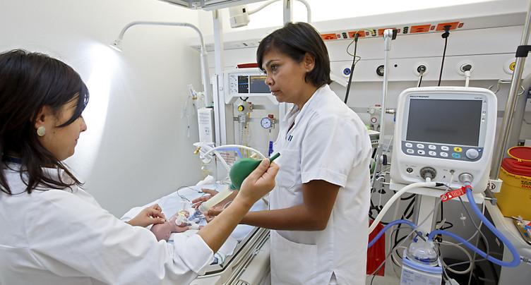 Journée des soins infirmiers: actions dans toute la Suisse