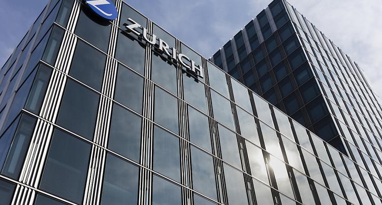 Zurich Insurance voit son volume d'affaires bondir au 1er trimestre