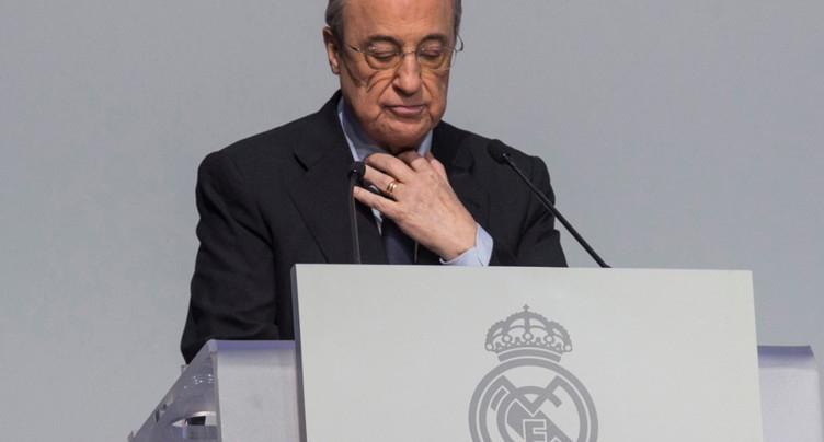 Enquête disciplinaire contre le Real, le Barça et la Juve