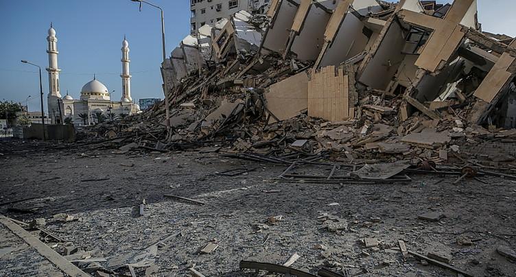 Plus de 60 morts dans les affrontements entre Israël et le Hamas