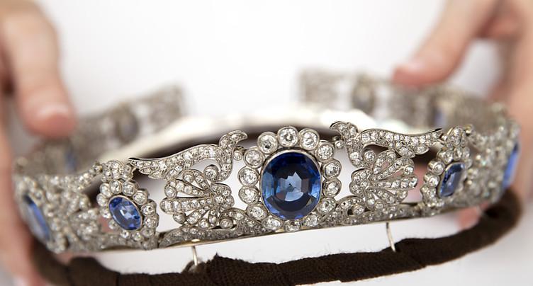 Des bijoux de la fille de Napoléon vendus 1,5 million de francs