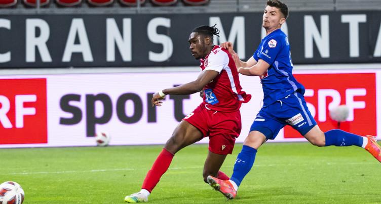Super League: Sion prend un point, mais reste dernier
