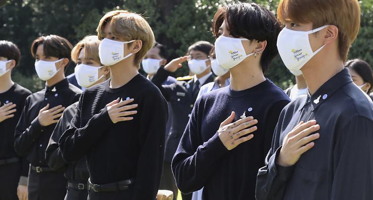 Une sélection sans pitié pour les futurs stars de la K-pop