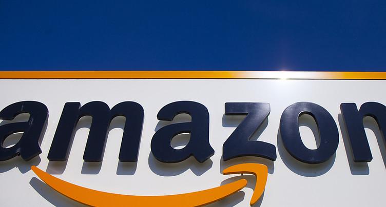 Amazon crée 10'000 emplois au Royaume-Uni