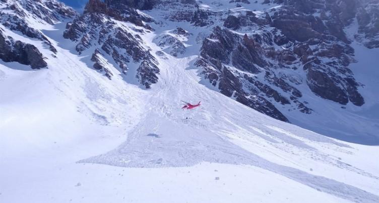 Deux alpinistes meurent dans une avalanche