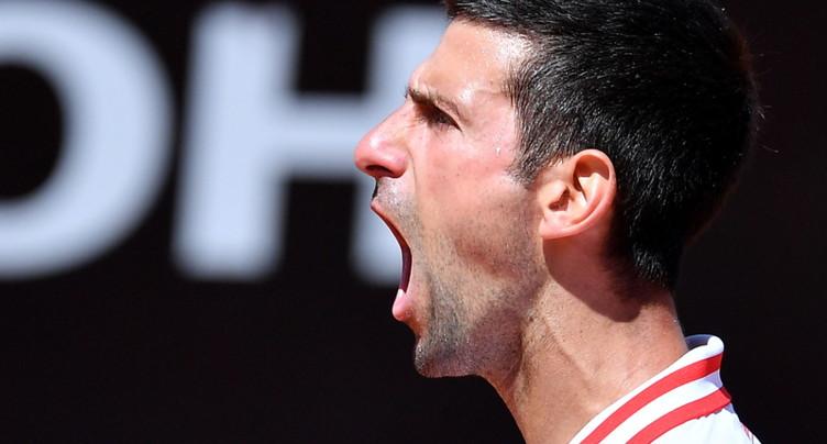 Un succès probant pour Djokovic