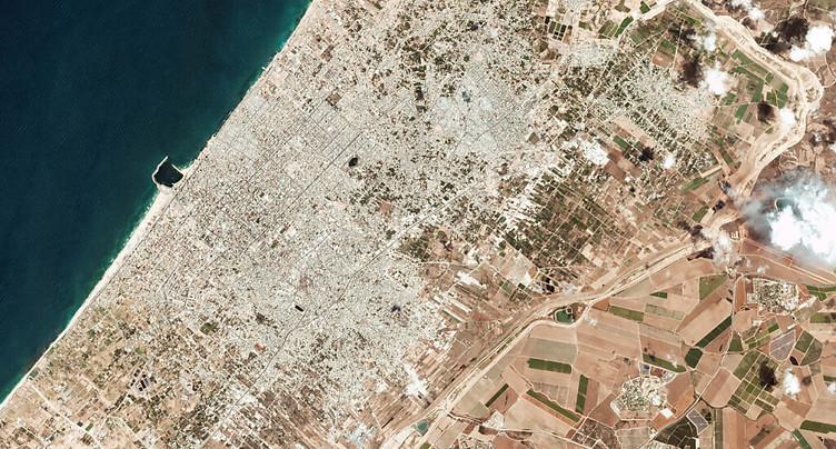 L'Egypte ouvre sa frontière avec Gaza pour évacuer des blessés