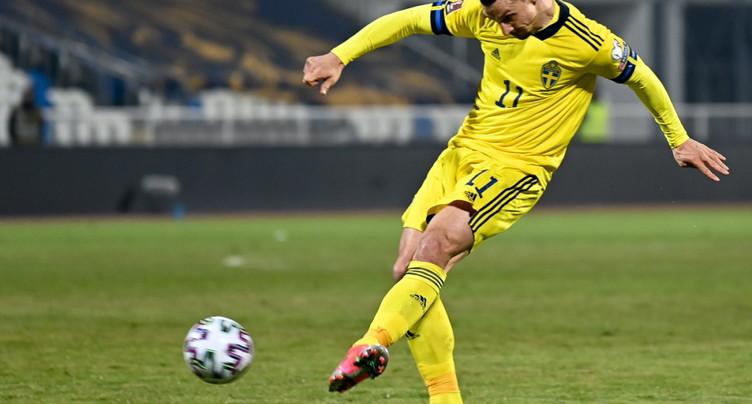 Ibrahimovic très incertain pour le début de l'Euro