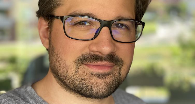 Soleure: Martin Panchaud reçoit le Prix suisse du livre jeunesse