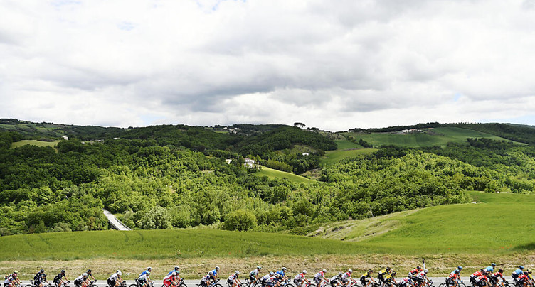 Lafay gagne la 8e étape, Valter garde le maillot rose