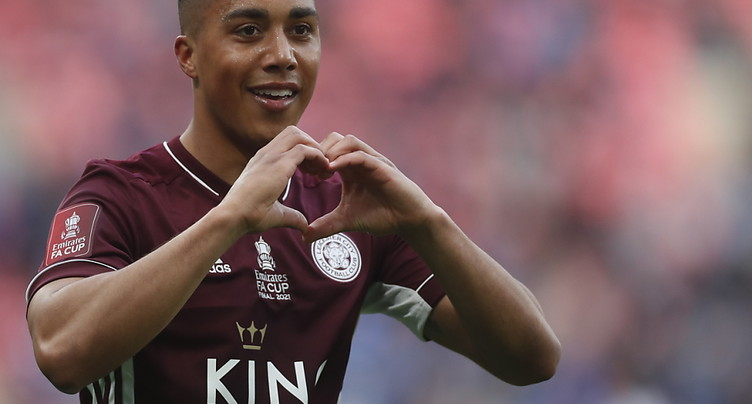 Première « Cup » pour Leicester
