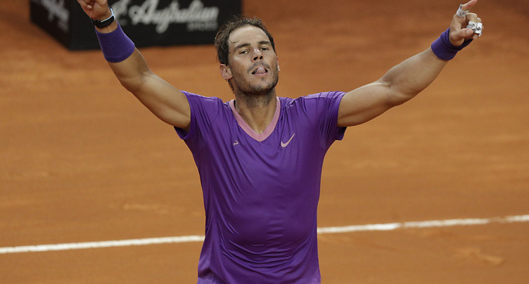 Nadal bat Djokovic pour conquérir son dixième sacre à Rome