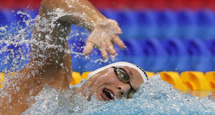 Budapest: pas de médaille pour Djakovic, mais un record