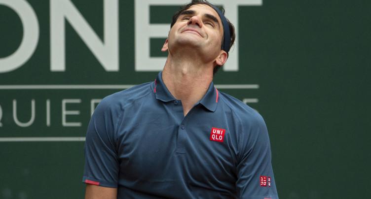 Federer déjà éliminé