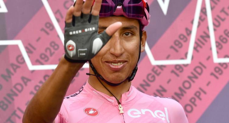 L'Italien Bettiol vainqueur en solo de la 18e étape du Giro