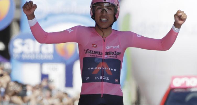 Bernal remporte un deuxième grand Tour