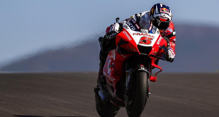 MotoGP: Zarco roulera encore pour Ducati-Pramac en 2022