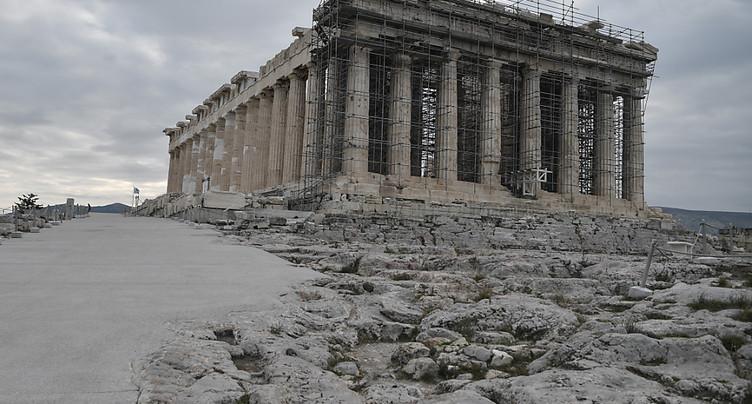 La rénovation de l'Acropole fait polémique