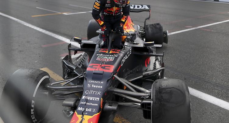 F1: Perez remporte une course folle en Azerbaïdjan
