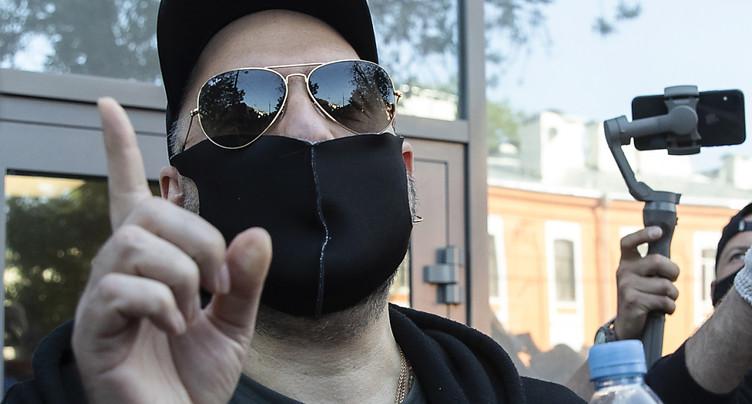 Condamné, le réalisateur russe Serebrennikov est privé de Cannes