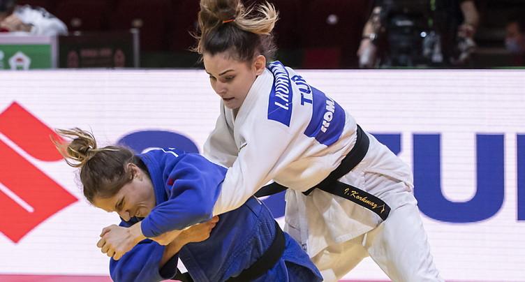Fabienne Kocher décroche une superbe médaille de bronze