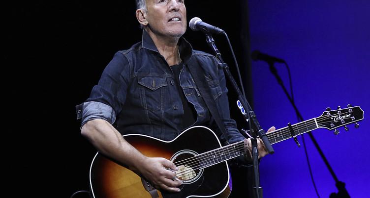 Bruce Springsteen revient à Broadway, vaccin obligatoire