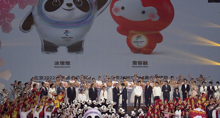 JO de Pékin: « approche commune » sur un éventuel boycott