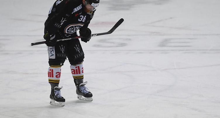 HC Lugano: Raffaele Sannitz range ses patins