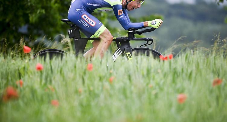 Covid-19: Intermarché-Wanty-Gobert quitte le Tour de Suisse