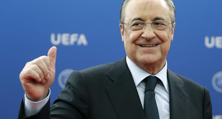 L'UEFA suspend la procédure contre le Real, le Barça et la Juve