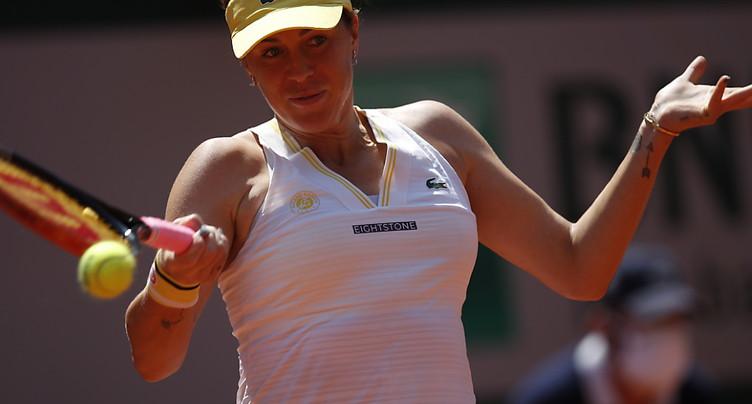 Anastasia Pavlyuchenkova proche du Graal