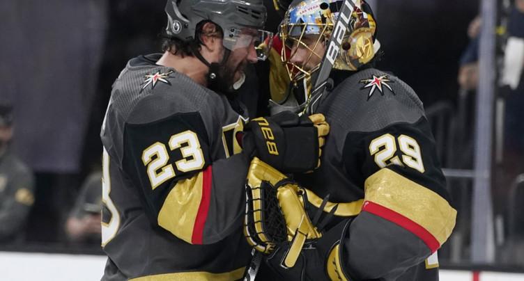 Les Golden Knights dans le dernier carré