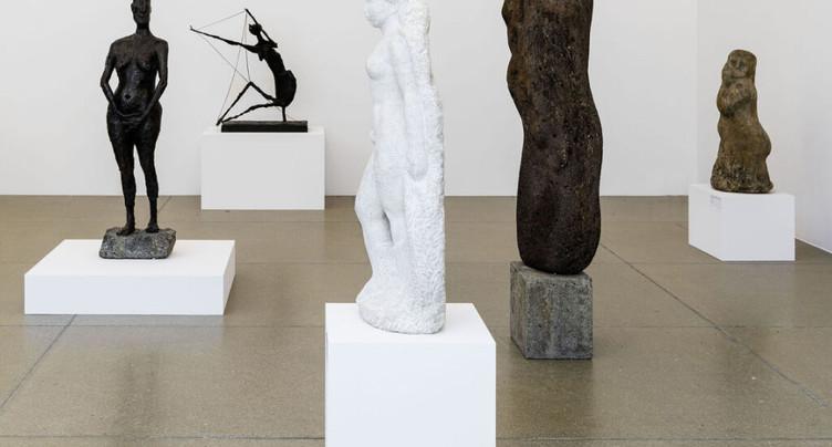 Les sculpteurs suisses à l'Aargauer Kunsthaus à Aarau