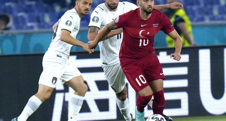 Euro 2021: l'Italie part bien