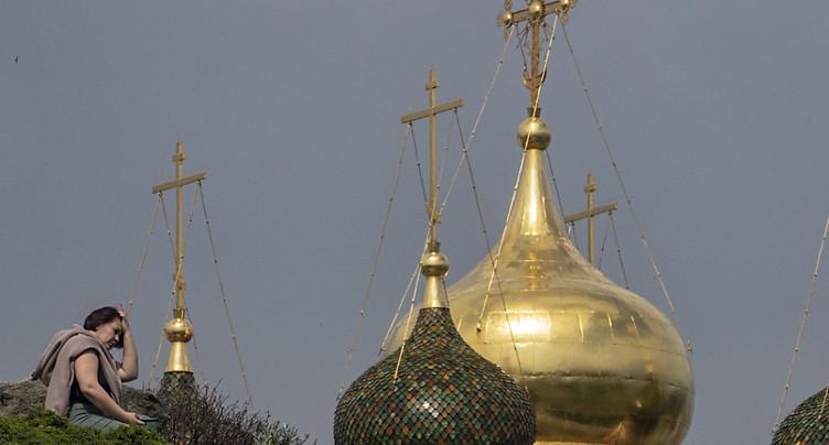 Covid: Moscou décrète une semaine chômée face à la hausse des cas