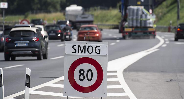 Aucune tendance claire pour la loi sur le CO2