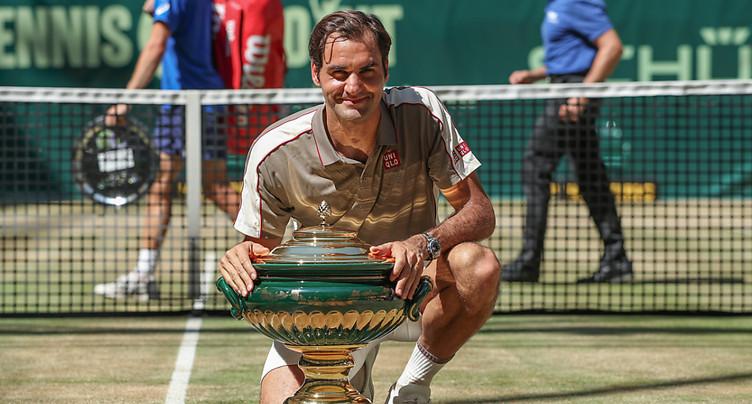 Roger Federer en lice lundi