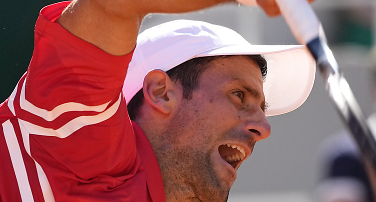 Un 19e titre du Grand Chelem pour Novak Djokovic
