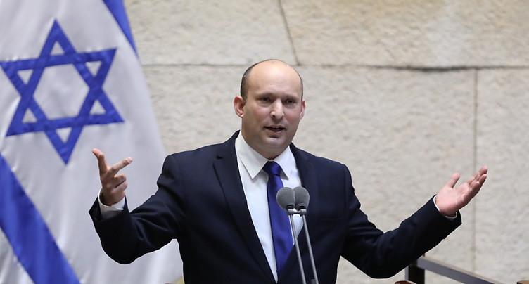 Naftali Bennett devient Premier ministre d'Israël, Netanyahu écarté