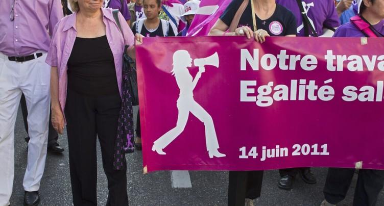 « Les femmes ont encore besoin de faire grève » (Ch. Brunner)