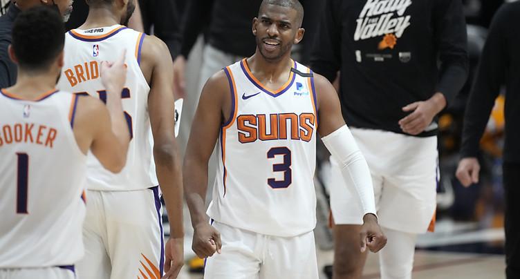 Les Suns en finale de la Conférence Ouest
