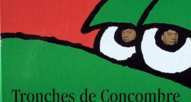 BD: Mandryka, le père du Concombre masqué, meurt à 80 ans